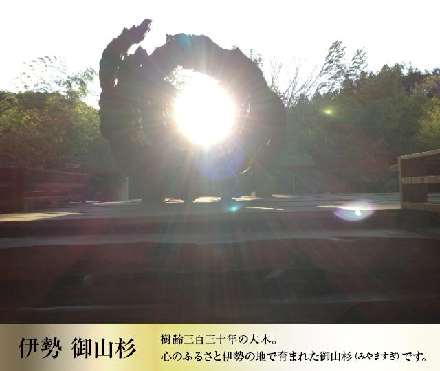 御山杉ブレスのご紹介01